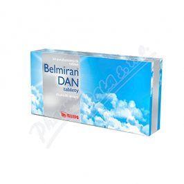 BELUPO PHARMACEUTICALS & COSMETICS LTD., KOPRIVNIC Belmiran Dan 20 tablet