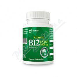 Nutricius Vitamín B12 EXTRA 1000mcg tbl.90