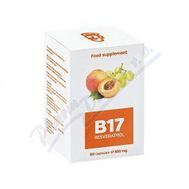 BOOS, KOSICE B17 Resveratrol cps.80