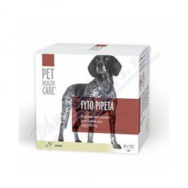 FARMACIA CARE s.r.o. PET HEALTH CARE Fytopipeta pes od 20 kg 6x 10 ml