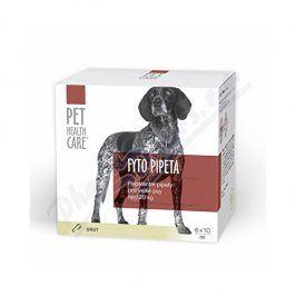 FARMACIA CARE s.r.o. PET HEALTH CARE Fytopipeta pes od 20 kg 6x 10 ml