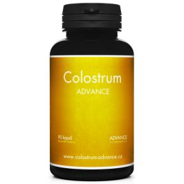 Advance nutraceutics Colostrum ADVANCE 90 kapslí