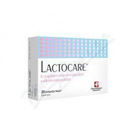 PHARMASUISSE LABORATORIES S.R.L. LACTOCARE PharmaSuisse tbl. 20