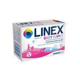 CHRISTIAN HANSEN BIOSYSTEMS S/A Linex Baby kapky por.gtt.sol. 1x8ml