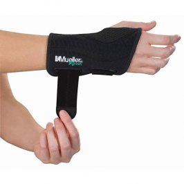 Mueller Mueller Green - Fitted Wrist Brace - Ortéza na zápěstí LG/XL pravá