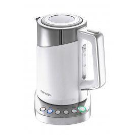 Concept Rychlovarná konvice s termoregulací Cool Touch 1,7 l WHITE RK3170