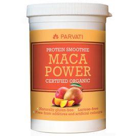 PARVATI Proteinový nápoj Maca BIO 160 g