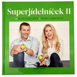 Knihy Superjídelníček II (Petr Havlíček, Petra Lamschová)