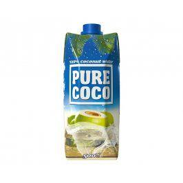 Pure Coco Pure Coco 100% kokosová voda 500ml