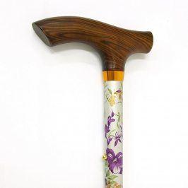 Walking sticks Kovová vycházková hůl rozkládací Walking sticks - 314