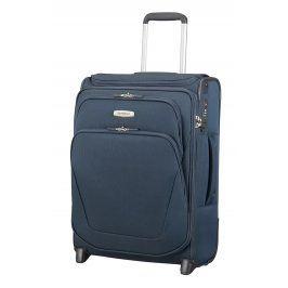 Samsonite Kabinový cestovní kufr Spark SNG Upright Top Pocket 65N 48,5/57 l - modrá