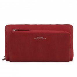 Maitre Dámská kožená peněženka Dietrun 4060001405 - červená