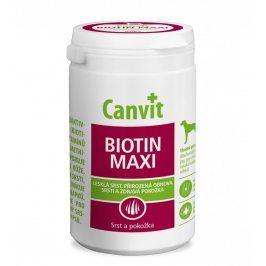 Canvit Biotin Maxi ochucené pro psy 230g new