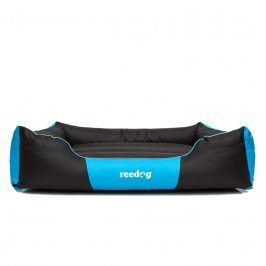Pelíšek pro psa Reedog Comfy Black & Blue
