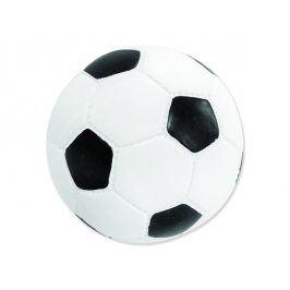 Hračka DOG FANTASY Latex fotbalový míč se zvukem 7,5 cm
