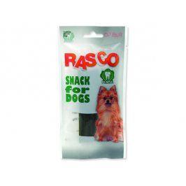 Pochoutka RASCO Dog Dental kříž s chrolofylem 35g