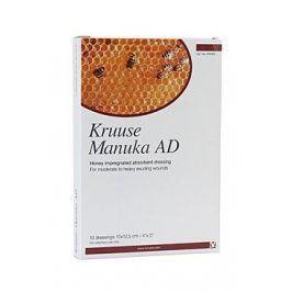 Manuka Honey AD sterilní krytí Kruuse 1ks ( 5x5cm)