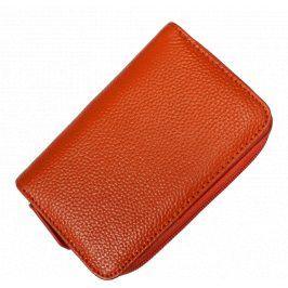 Malá dámská peněženka WB009 Arancio