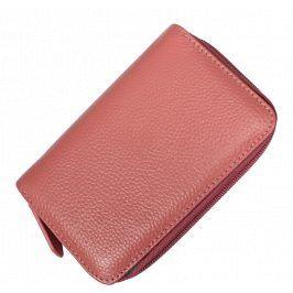 Malá růžová peněženka WB009 Rosa