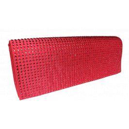 Červené plesové psaníčko MQ11433 Pale Red