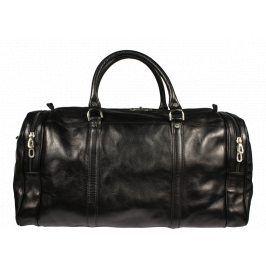 Kožená cestovní taška Saba Nera