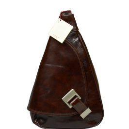 Dámský kožený batůžek Appia Cafe