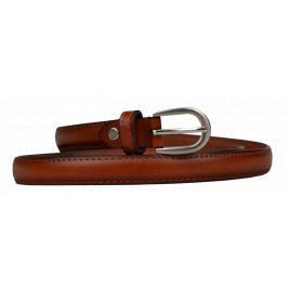 Cintura Sottile (2 cm) Barva pásku: hnědá
