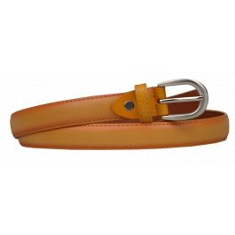Cintura Sottile (2,4 cm) Barva pásku: žlutá