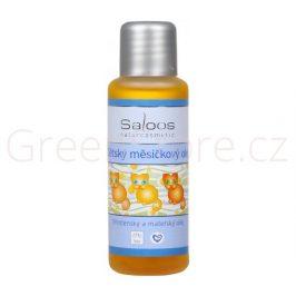 BIO dětský měsíčkový olej 250ml Saloos