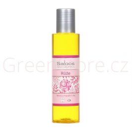 BIO tělový a masážní olej Růže 125ml Saloos