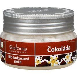 Tělový olej čokoláda 100ml Saloos