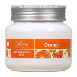 Tělový olej orange 250ml Saloos