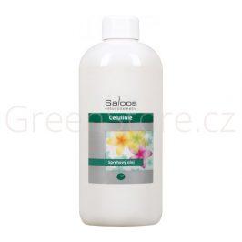 Sprchový olej Celulinie 500ml Saloos - DOPRODEJ