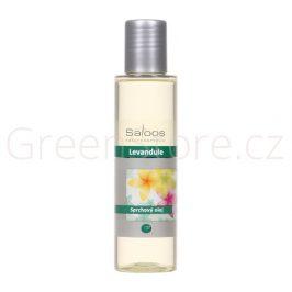 Sprchový olej Levandule 200ml Saloos