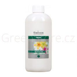 Sprchový olej Relax 500ml Saloos