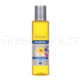 Koupelový olej Mandarinka 200ml Saloos