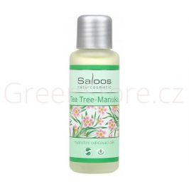Hydrofilní odličovací olej Tea Tree - Manuka 50ml Saloos