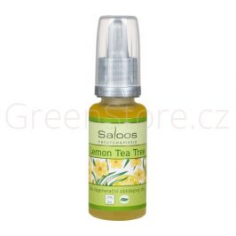 BIO regenerační obličejový olej Lemon Tea Tree 20ml Saloos