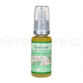BIO regenerační obličejový olej Tea Tree - Manuka 100ml Saloos