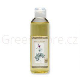 Tělový a masážní olej Celulitida 200ml Nobilis Tilia