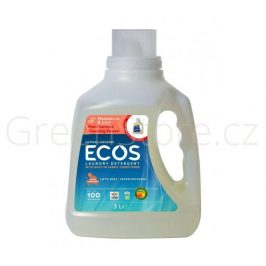 Prací gel Ecos 2v1 Magnolie a lilie 3l - 100 praní Earth Friendly