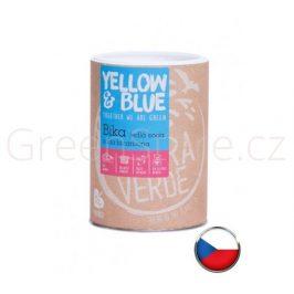 Bika – jedlá soda, soda bikarbona dóza 1000g Yellow & Blue