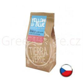 Bika – jedlá soda, soda bikarbona sáček 1000g Yellow & Blue