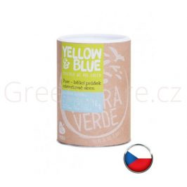 PUER - bělící prášek a odstraňovač skvrn na bázi kyslíku 1kg Yellow & Blue