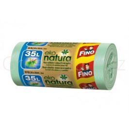 Fino Eko Natura Pytle na odpad, rozložitelné 35l (30ks)