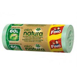 Fino Eko Natura Pytle na odpad, rozložitelné 60l (20ks)