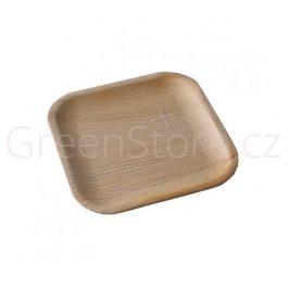 Palmový talíř čtvercový 15x15x1cm Areca (10ks)