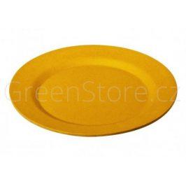 Talíř žlutý 25cm Living Eco Dining - doprodej!