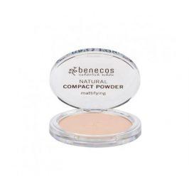 Benecos Kompaktní pudr Porcelain 9g BIO - exp. 10/19