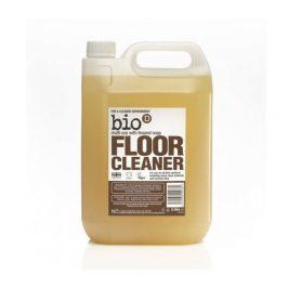 Bio-D Čistič na podlahy a parkety s lněným olejem 5l